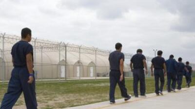La nueva cárcel de ICE tendría capacidad para 1,800 camas. En la actuali...
