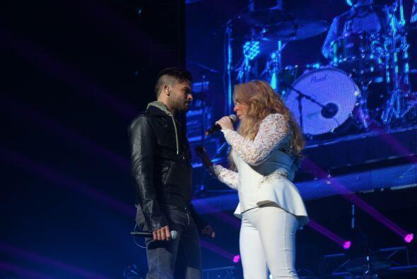 """Ednita Nazario y Pedro Capó cantaron juntos el tema """"Llorar por ti"""". Pe..."""