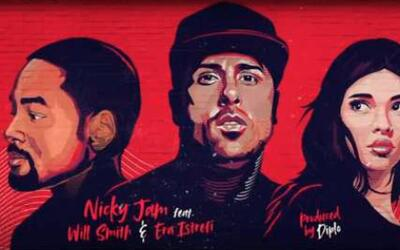 Canción Mundial Will Smith, Nicky Jam y Era Istrefi