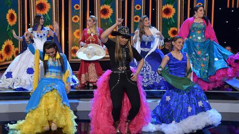 La Reina de la Canción Extra: Entre ellas hay favoritismo