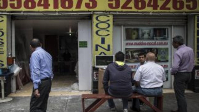 El desempleo en México registró un descenso durante junio, de acuerdo co...