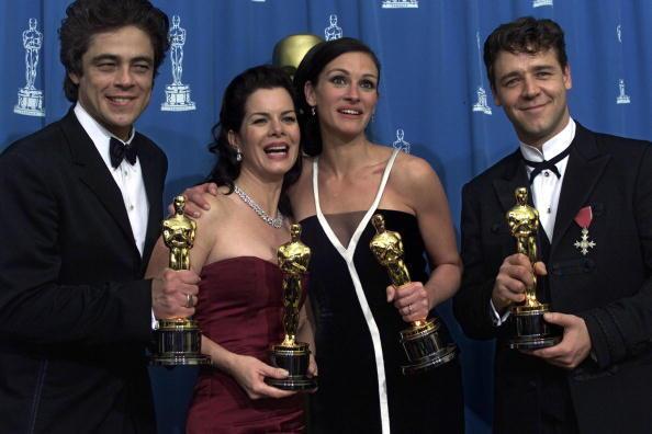Con sabor mexicano, la edición 90 de los premios Oscar GettyImages-51598...