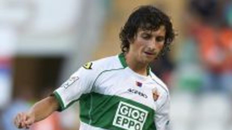 Elche sacó los tres puntos del benito Villamarín.
