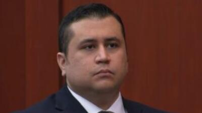 Controversial decisión en caso de George Zimmerman