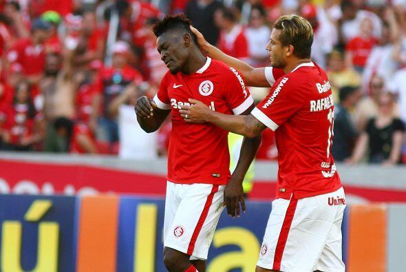 6. Inter de Porto Alegre es un brasileño que ha crecido en popularidad y...