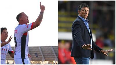 'Leo' Ramos goleador y Veracruz se hunde en la tabla del cociente