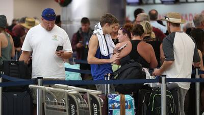 Aeropuerto de Fort Lauderdale entre las peores terminales de EEUU