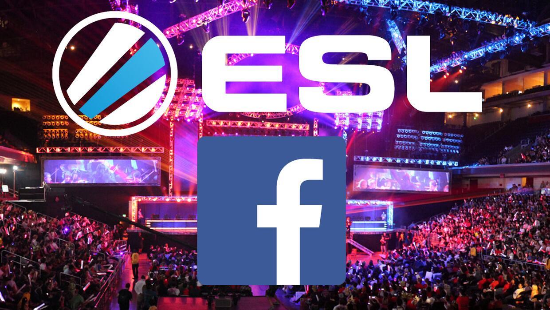 Resultado de imagen para Facebook se prepara para entrar en el negocio de los eSports