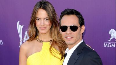 ¿Llegará casado Marc Anthony a Latin GRAMMY?
