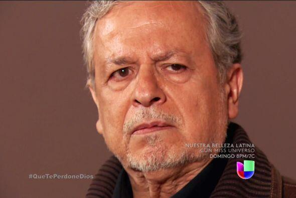 Y tras la reunicón que tuvo con Fausto, está convencido de que don Bruno...