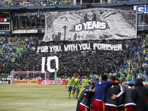La MLS no es la única ligas en el mundo que juega con un formato de Play...