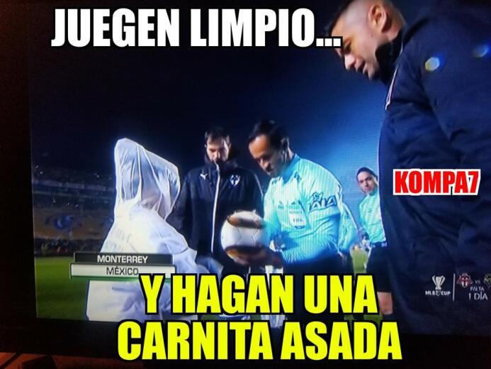 Tigres y Monterrey empataron a 1 gol en el Juego de Ida de la Gran Final...