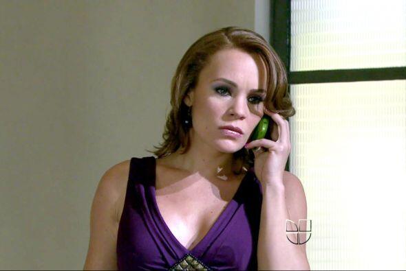 Jessica Coch es otra actriz que transpira maldad. ¿Quiénes son mejores?...