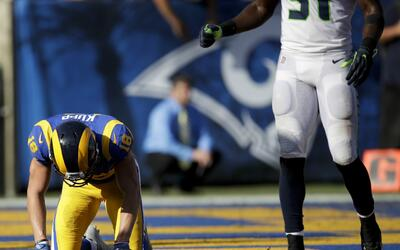 Seahawks vs. Rams 2017