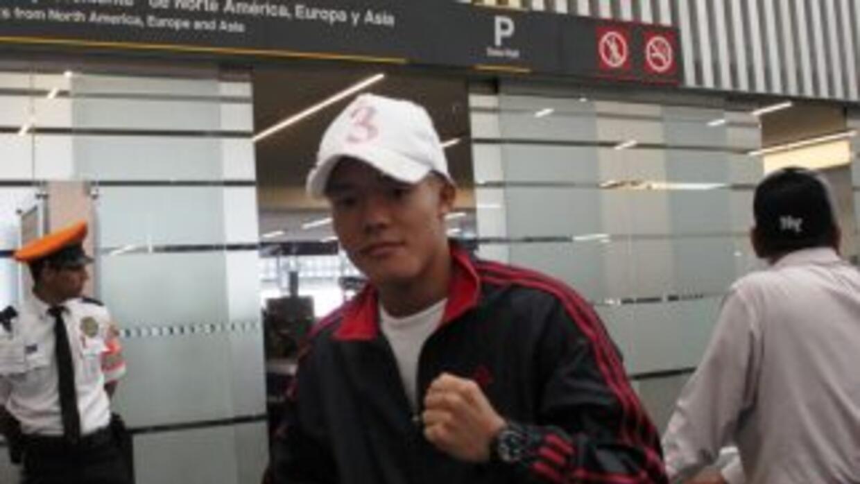 Tomoki Kameda listo para defender el título en Quintana Roo (Foto: Canel...