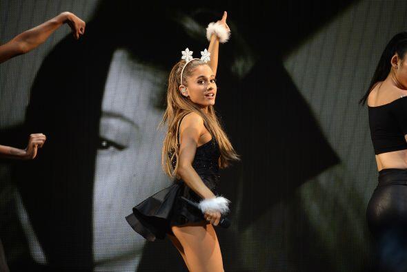 Ariana Grande: La joven cantante compite en dos categorías Top artist  y...