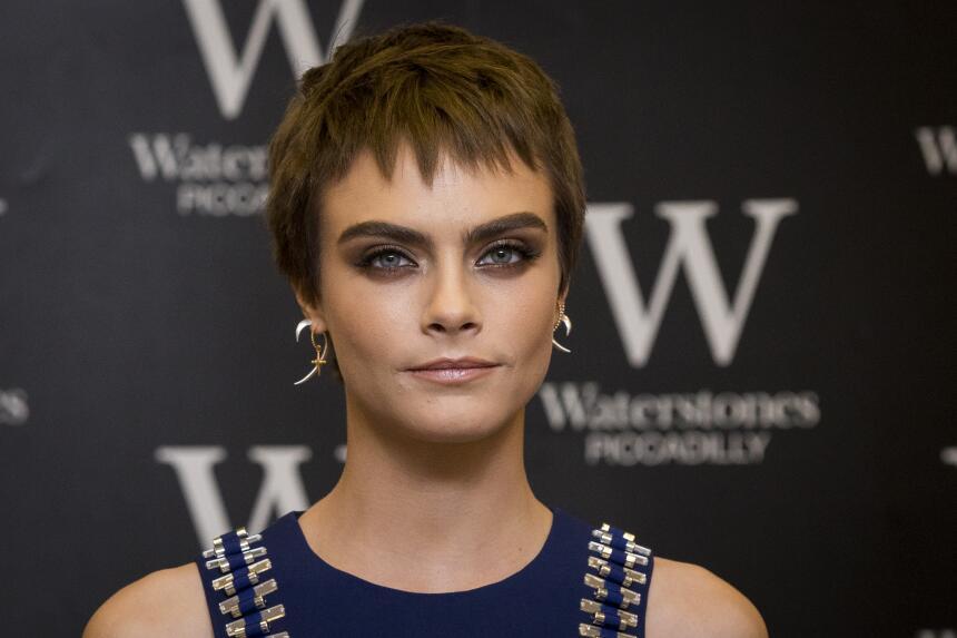 La modelo y actriz Cara Delevingne relató en un comunicado que, durante...