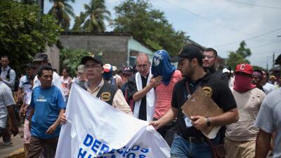 """De mediar en las barricadas a huir a Costa Rica: activistas de derechos humanos dejan Nicaragua por """"amenazas"""""""