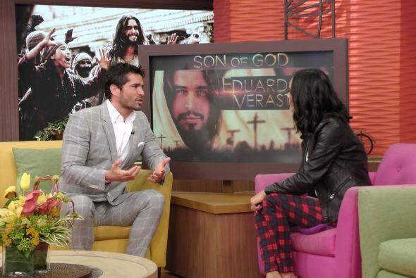 La historia de Jesucristo será contada en esta película que desean toque...