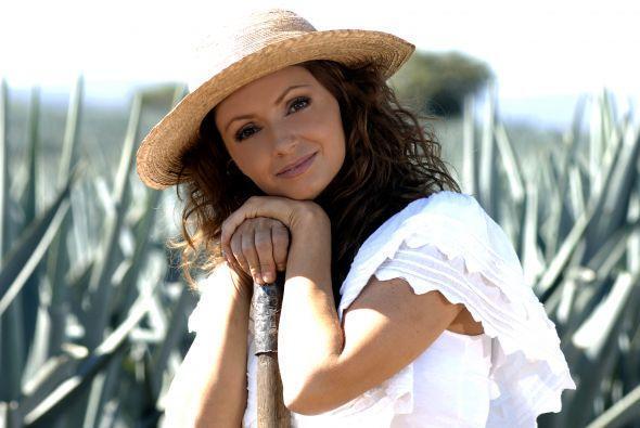 Angélica Rivera en Destilando Amor