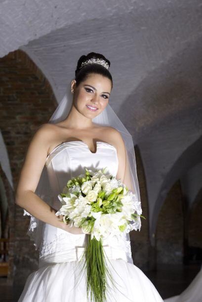 """Su última boda fue de nuevo con William Levy en """"Triunfo Del Amor""""."""