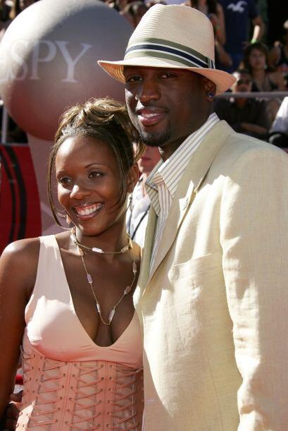Dwayne Wade lleva separado de su mujer Siohvaughn Funches unos años, per...
