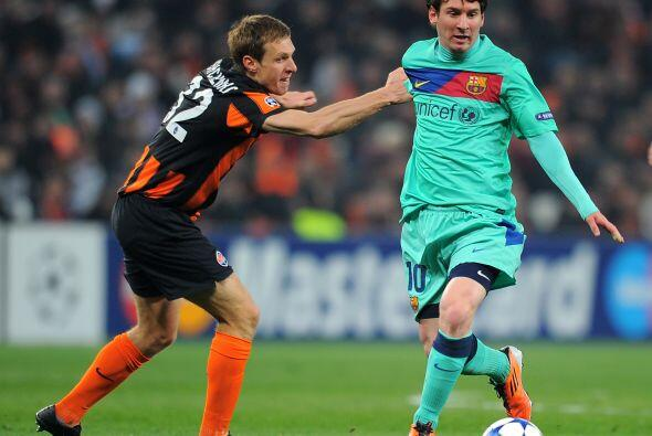 Messi y sus compañeros simplemente hacían que corriera el...