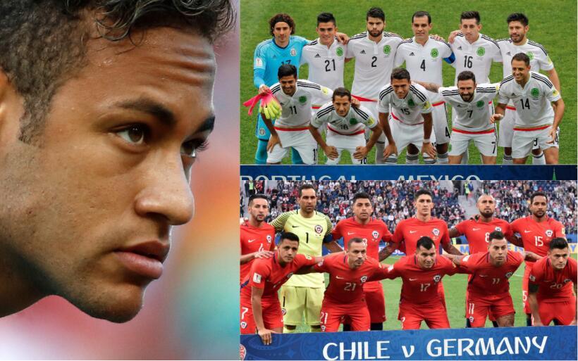 Con el dinero de Neymar, se podría armar este 'once ideal del mercado' N...