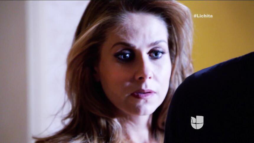 ¡Luciana sí sufre por la muerte de su padre!