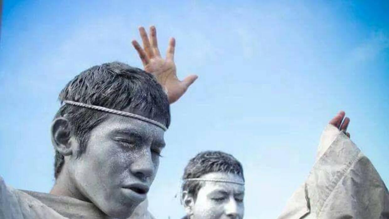 """Se llaman los """"Ángeles mensajeros"""" y pertenecen a la comunidad ev..."""