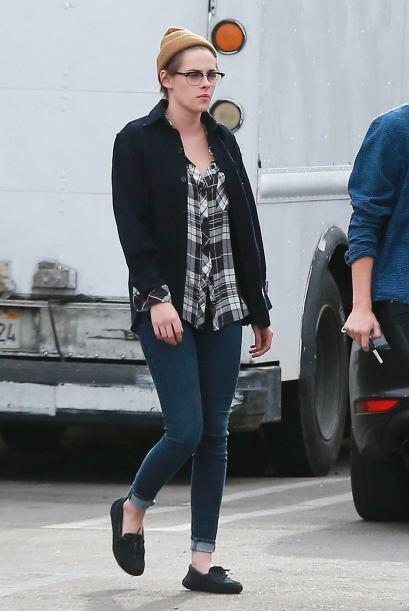 Kristen optó por tomar un descanso tras terminar de filmar cinco...