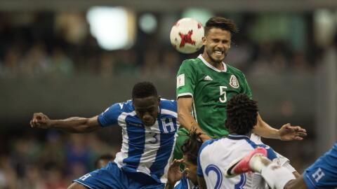 Diego Reyes es uno de los pilares de la Selección Mexicana.