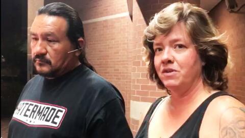 Karen Fonseca, de 46 años de edad, fue arrestada por un delito co...