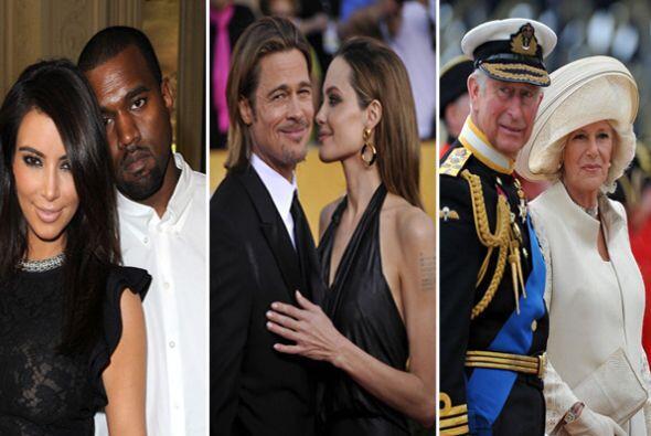 Se dice por ahí que algunas de las parejas más famosas de...