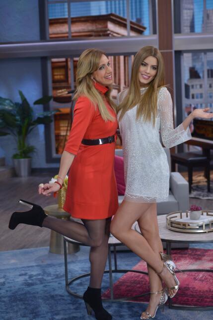 ¡Miss Colombia pasó un día increíble con El Gordo y La Flaca! DSC_3228.JPG