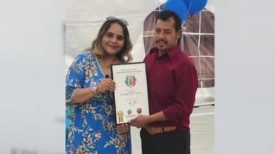 Eduardo Chamú, el inmigrante mexicano que se ganó el premio al 'Padre del Siglo'