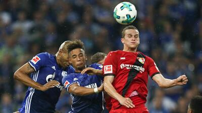 Bayer vs Schalke 04