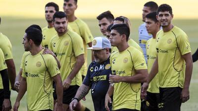 Maradona y la esperanza dorada que revivió en Culiacán