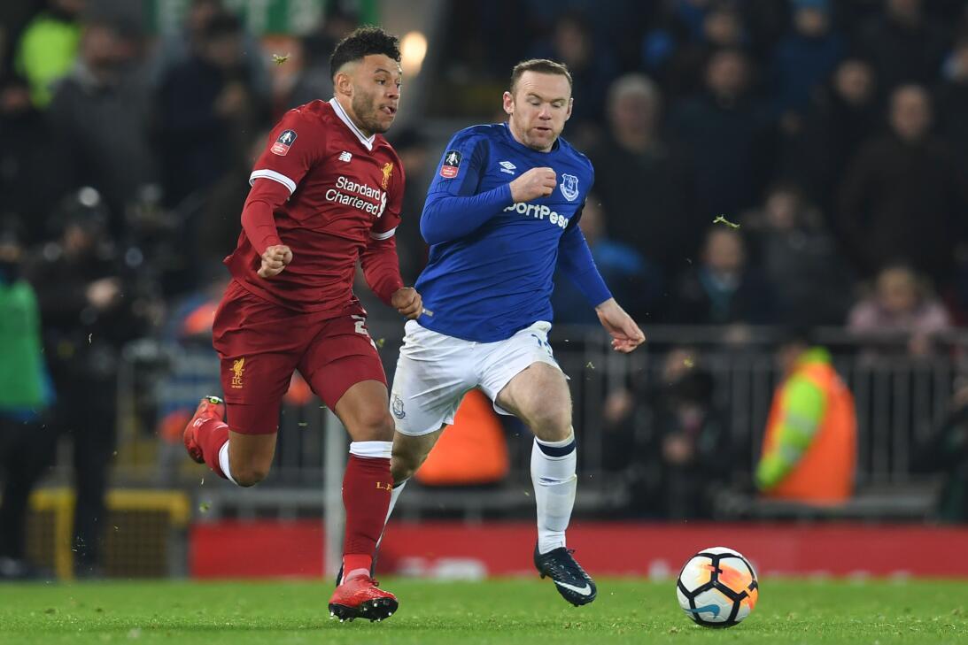 7 de abril - Everton Vs. Liverpool (Premier League)