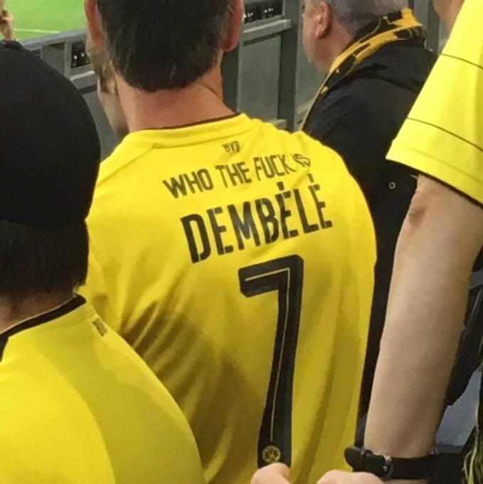 La presentación de Démbelé no escapó de las burlas de los memes 21150221...