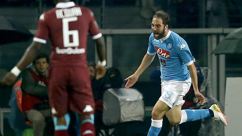 Torino vs. Nápoles