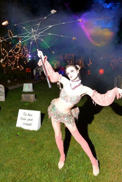 El Halloween de Hugh Hefner, es un clásico de la temporada y cada año no...