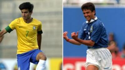 En 1994 bebeto lo imaginaba para celebrar sus goles. Ahora Mattheus cele...
