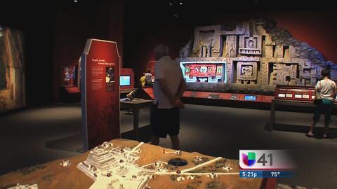 ¡No te pierdas la exposición Maya en el Museo Witte!