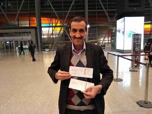Ali Vayeghan regresará a Los Ángeles este jueves, según confirmó la Unió...
