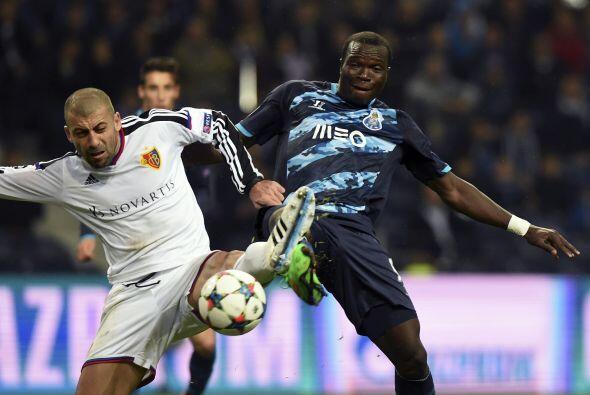 Basel se mantuvo en la pelea hasta que comenzó el segundo tiempo.