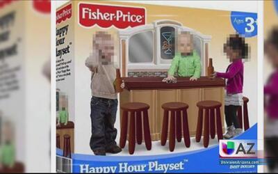 Polémica en redes sociales por supuesto juguete para niños