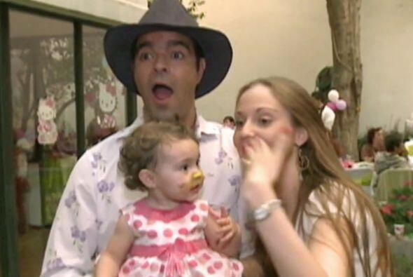 Pues Carolina es la hija de Pablo Montero.