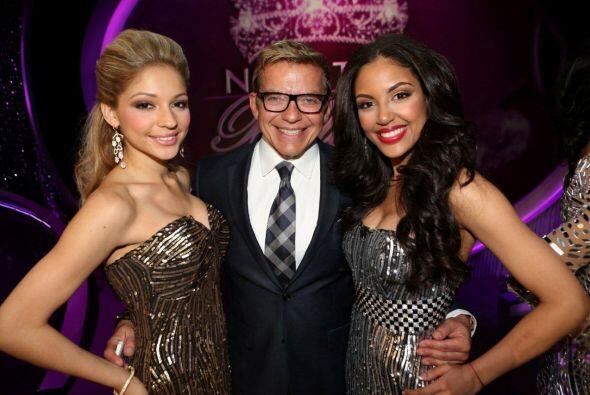 Josephine Ochoa y Nabila Tapia confiaron plenamente en el gusto del dise...