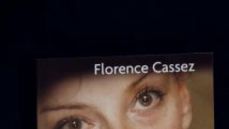 Portada de la autobiografía de la francesa Florence Cassez, condenada en...
